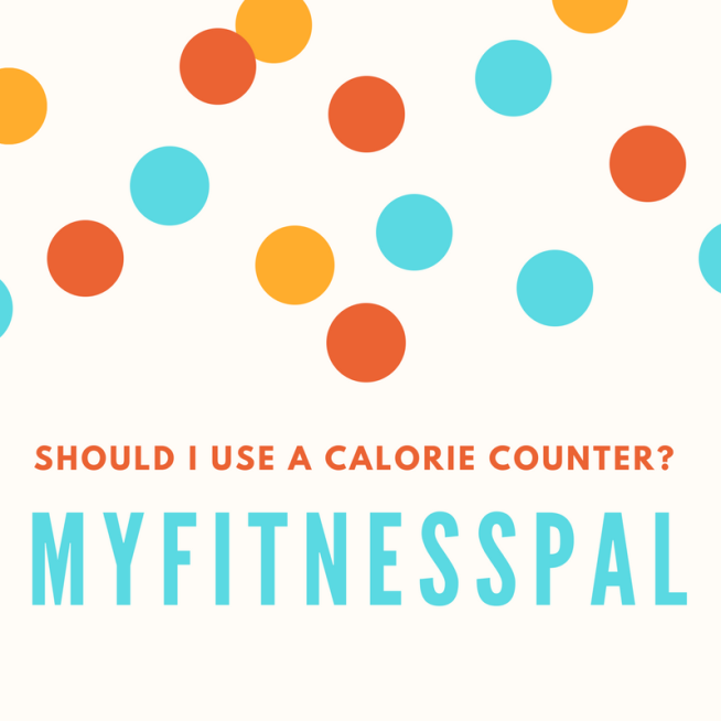 should i use a calorie counter app or food journal fitness by chelsea